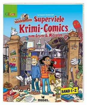 Redaktion Wadenbeißer Superviele Krimi-Comics, Doppelband