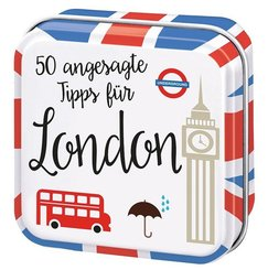 50 angesagte Tipps für London