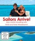 Sailors Arrive!