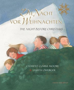 Die Nacht vor Weihnachten - The Night Before Christmas