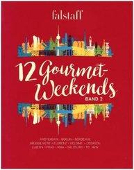 12 Gourmet-Weekends - Bd.2