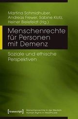Menschenrechte für Personen mit Demenz