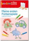 bambinoLÜK-Übungshefte: Meine ersten Farbenspiele: Logisches Denken; .119