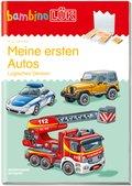 bambinoLÜK-Übungshefte: Meine ersten Autos: Logisches Denken; .150