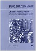Markus-Passion, Klavierauszug