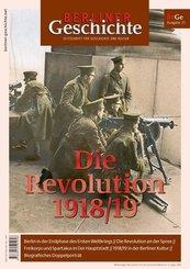 Die Revolution 1918/19