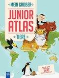 Mein großer Junior Atlas - Tiere