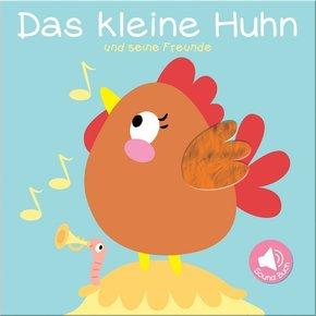 Das kleine Huhn und seine Freunde - Fühl- und Soundbuch