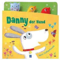 Mein Fingerpuppenbuch - Danny der Hund