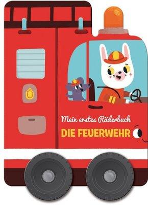 Mein erstes Räderbuch - Die Feuerwehr