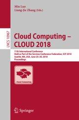 Cloud Computing - CLOUD 2018