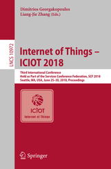 Internet of Things - ICIOT 2018