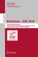 Blockchain - ICBC 2018