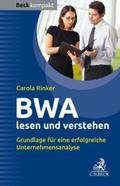 BWA lesen und verstehen