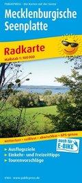 PUBLICPRESS Radkarte Mecklenburgische Seenplatte