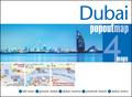 Dubai PopOut Map Double