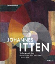 Johannes Itten, Werkverzeichnis - Bd.1