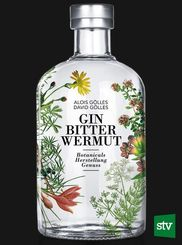 Gin, Bitter, Wermut