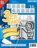 Nonogramm 3er-Band - Nr.16
