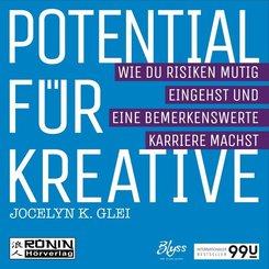 Potential für Kreative; ., Audio-CD, MP3