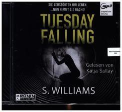 Tuesday falling, 1 MP3-CD