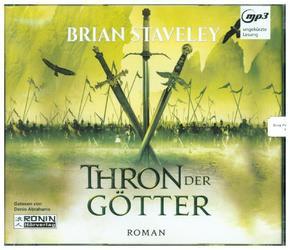 Thron der Götter, 4 MP3-CDs