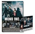 Sonic Seducer: Titelstory  Mono Inc., m. Audio-CD; Ausg.2018/6