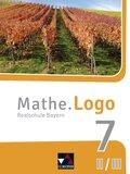 Mathe.Logo, Realschule Bayern (2017): 7/II. Jahrgangsstufe, Schülerbuch