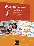 Natur und Technik - Gymnasium Bayern: 7. Jahrgangsstufe, Schülerbuch - Informatik