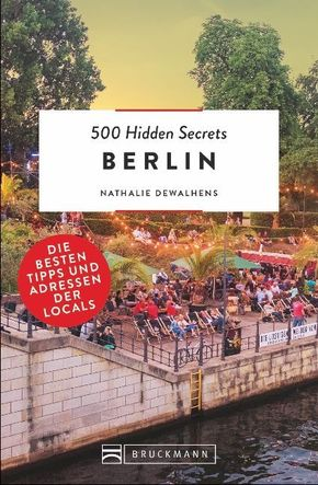 500 Hidden Secrets Berlin
