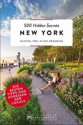 500 Hidden Secrets New York