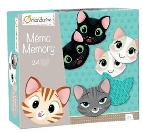 Memory, Katzen versch. Gesten (Kinderspiel)