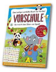 Vorschule - Das lustige Lernhilfe-Buch für Kinder!
