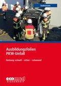 Ausbildungsfolien PKW-Unfall, 1 CD-ROM