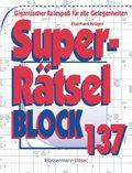 Superrätselblock - Bd.137