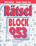 Rätselblock - Bd.253