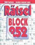 Rätselblock - Bd.252
