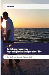 Beziehungshoroskop - Psychologische Analyse einer Ehe