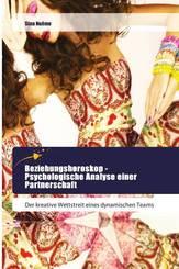 Beziehungshoroskop - Psychologische Analyse einer Partnerschaft