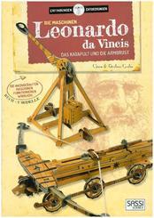 Die Maschinen Leonardo da Vincis (Buch + zwei 3D-Modelle)