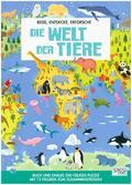Die Welt der Tiere (Buch + Puzle)