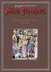 Prinz Eisenherz - Jahrgang 2011/2012