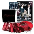 Sonic Seducer: Titelstory Nightwish & Auri, m. 8 x 7''-Vinylsingle (Schallplatte) + Audio-CD; Ausg.2018/4