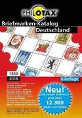 Briefmarken-Katalog Deutschland 1850-2018, 1 DVD-ROM