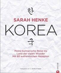 Sarah Henke. Korea