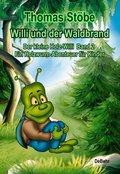Der kleine Holz-Willi - Willi und der Waldbrand