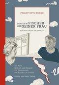 Von dem Fischer und seiner Frau / Von dem Fischer un syner Fru, m. 2 Audio-CD