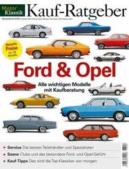 MotorKlassik Kauf-Ratgeber - Ford & Opel