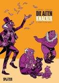 Die Alten Knacker - Reif fürs Asyl - Bd.5