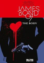 James Bond 007 - The Body (lim. Variant Edition)